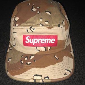 Supreme Camp Hat